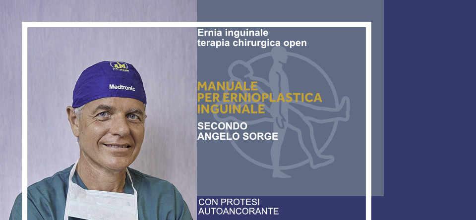 Manuale per Ernioplastica Inguinale